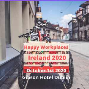 Happy Workplaces Ireland conference 2020